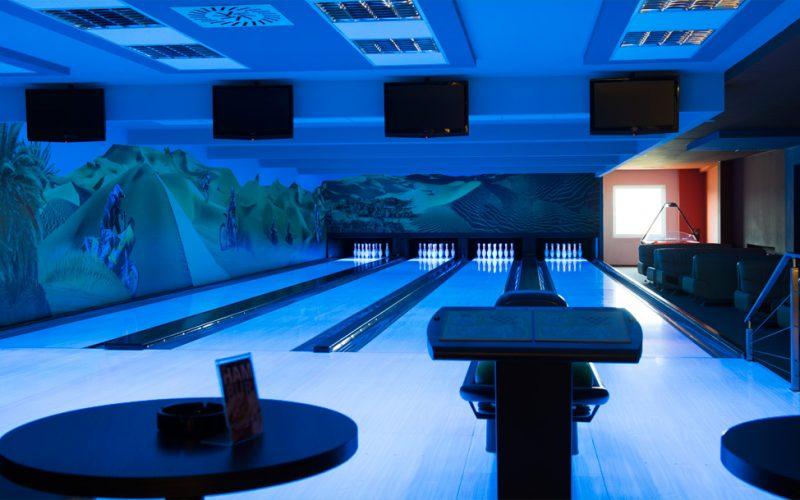 Bowling bar Vranov