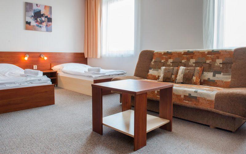 Ubytovanie Vranov nad Topľou - Hotel Patriot***