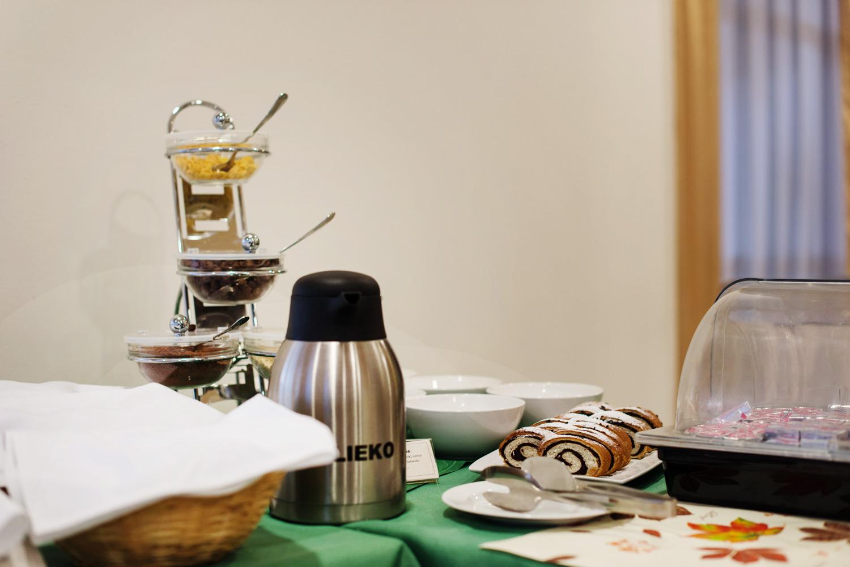 Raňajkový salónik Hotela Patriot***