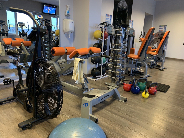 Fitness centrum Vranov - Patriot Fitness - Fitness centrum Hotela Patriot*** vranov nad Topľou