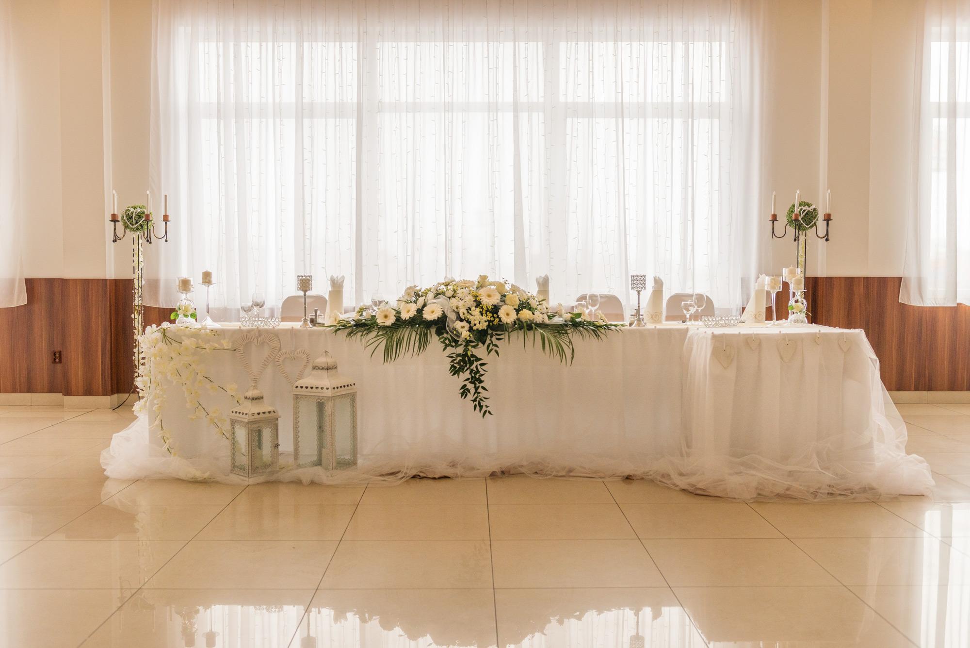 Svadba v Hoteli Patriot*** - Vranov nad Topľou, Svadobná sála, Svadobná hostina