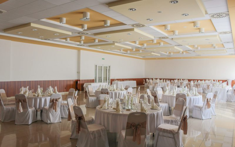Svadba v Hoteli Patriot***, svadobná sála, svadba Vranov