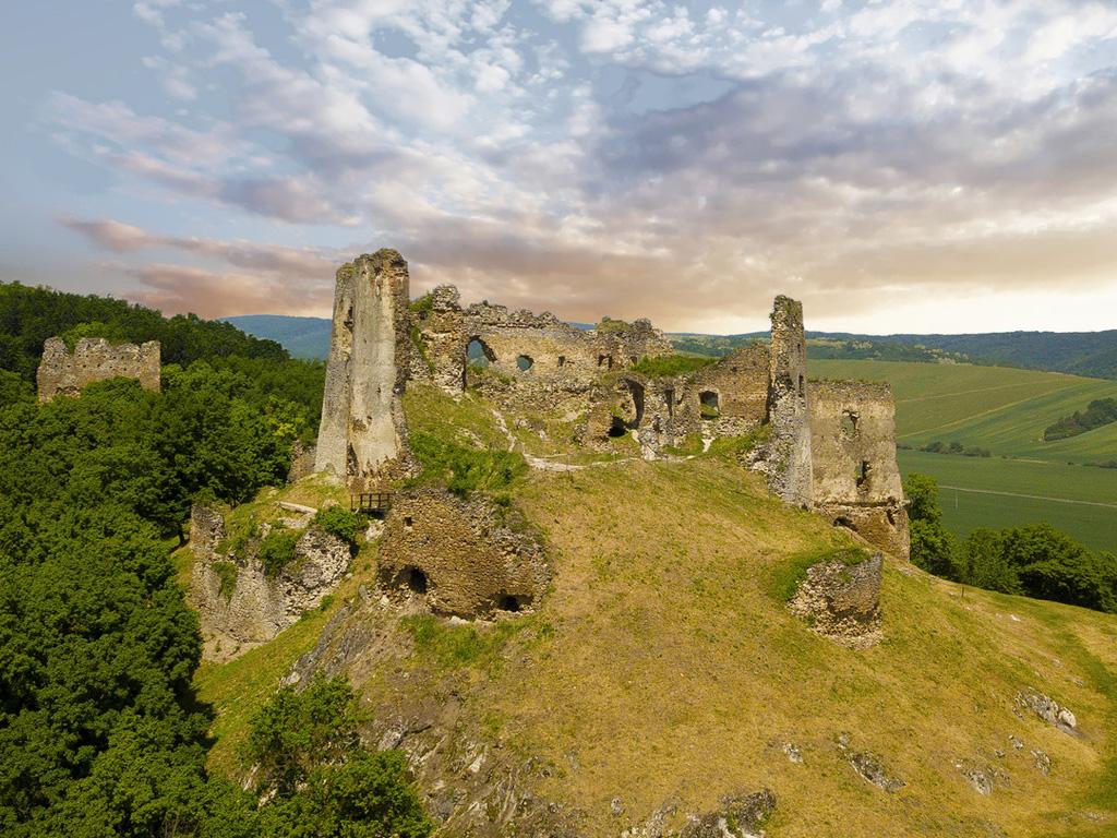 Burg Čičva