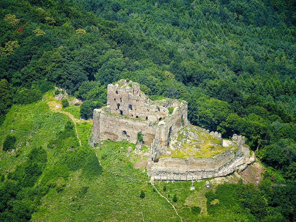 Burg Kapušany