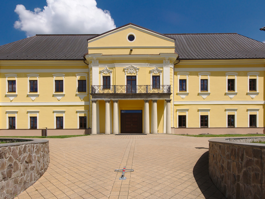 Chateau Snina