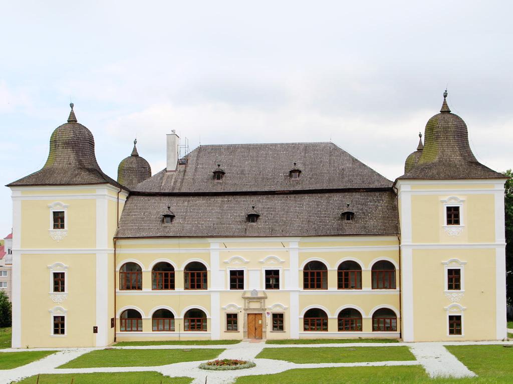 Regional museum in Hanusovce