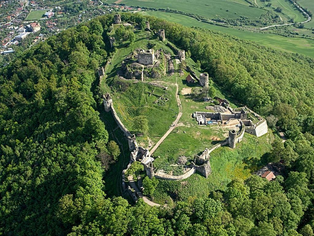 Burg Veľký Šariš